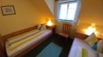 Schlafzimmer - 2 Betten