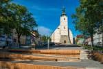 Stadtplatz Litschau