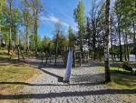 Spielplatz im Strandbad Litschau